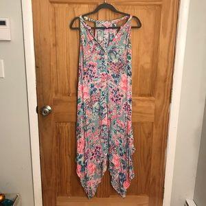 Lilly Pulitzer medium midi dress
